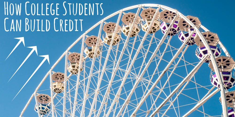 How College Students Can Build Credit