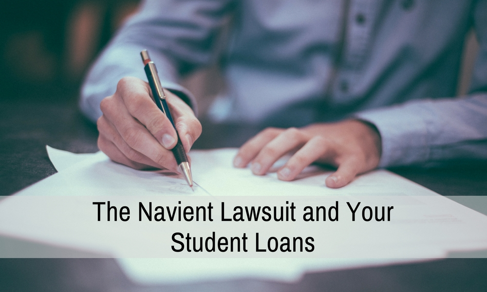 The Navient Lawsuit and Your Student Loans