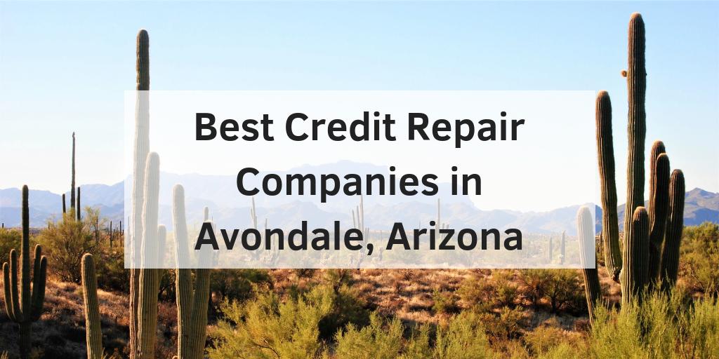 credit repair companies avondale