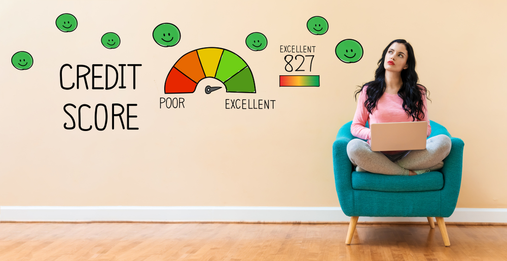 how to increase credit score